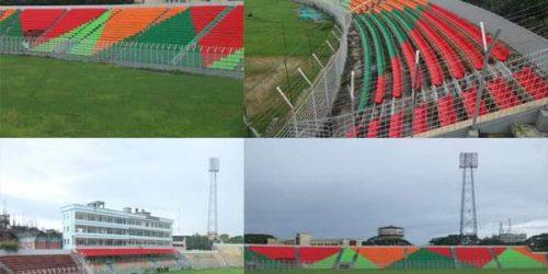 বিশ্বকাপ ও এশিয়ান কাপ ফুটবলের বাংলাদেশের হোম ভেনু সিলেট