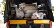 চুনারুঘাটে র্যাবের অভিযানে ১৪ হাজার পিচ ভারতীয় আতসবাজিসহ আটক ১