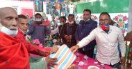 উপ-সচিব মাহবুবা বিলকিস এর বৃত্তি প্রদান ও কম্বল বিতরণ করেছে কালিশিরী গ্রাম বাংলা আদর্শ সংঘটন